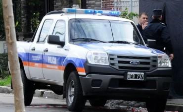 Detenidos, allanamientos y el robo de una moto