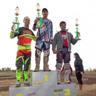 """Motociclismo: """"Conseguimos buenos resultados en La Pampa"""""""