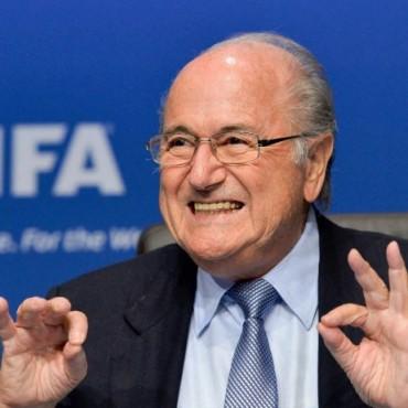 Renunció Blatter: