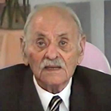 A los 103 años falleció Don Güelfo Gagliardi