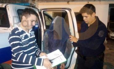 Nueva detención por parte de la Policía de Bolívar
