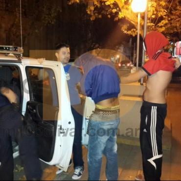 La Fiscalía de Bolívar, informó que se convirtió en detención la aprehensión de los tres atacantes del adulto mayor
