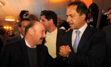 El gobernador Daniel Scioli llegará en los próximos días a Azul