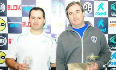 El Corralón: Se jugó el segundo torneo de séptima categoría de padel