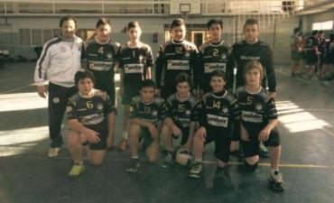 La Sub 14 de Personal Bolívar compitió en la 'Liprobo'