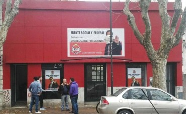 La Plata: Radicales inauguran el primer local