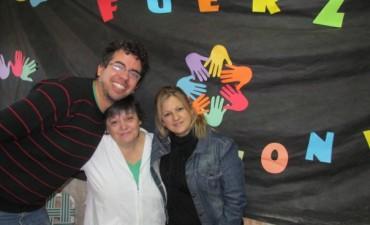 Solidarias: Cena a beneficio de Lautaro López