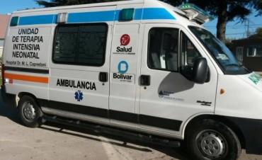El hospital 'Miguel Capredoni' ya cuenta con su Unidad de Terapia Intensiva Neonatal