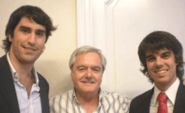 El bolivarense Manuel Mosca es precandidato a Diputado Provincial del PRO