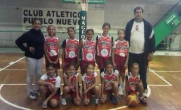 La Primera Femenina de basquet subcampeona del Torneo Apertura de la ABO