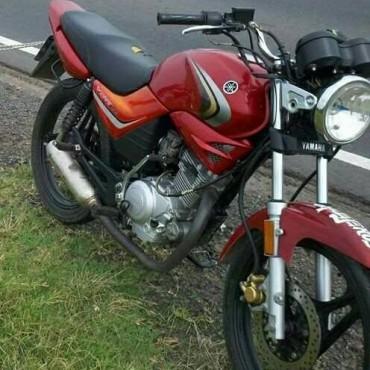 Personal Policial recuperó una moto robada