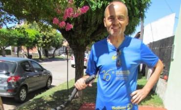 Falleció Alberto 'Ruso' Sraiber