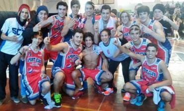 Sport Club se coronó campeón de básquet masculino