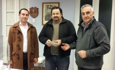 Bomberos Voluntarios: Se realizó el sorteo 'Pago Contado' de la Rifa anual