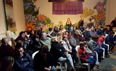 Cultura: Arrancó 'Teatro en Gira' en Hale