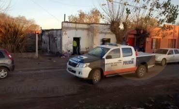 Operativo Antidroga: Allanamiento en una vivienda de Bº Colombo