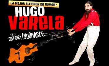 Este 11 de junio llega Hugo Varela a Bolívar