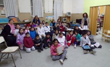 La radio visitó la escuela Nº7