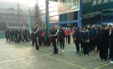 Ya se puso en marcha el 'Torneo Provincial de Cestoball' en Bolívar durante todo el fin de semana