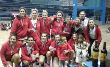 Torneo Provincial de Cestoball: La Plata en primer lugar, Bolívar cuarto