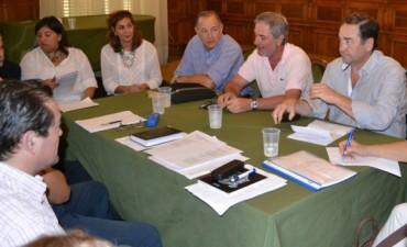 Bolívar presente en un encuentro entre los distritos de las Región Sanitaria IX y la ministra de Salud bonaerense