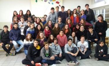 Dos proyectos solidarios de la mano de la Secundaria Nº10 y el Rotary