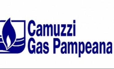Comunicado Camuzzi sobre la resolución sobre la facturación del gas natural efectuados a partir del 1º de abril