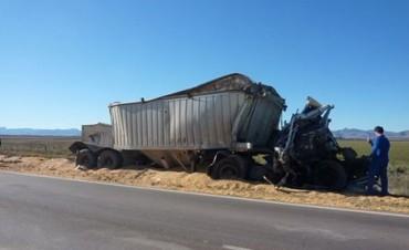Un accidente provocó un choque en cadena en la ruta 33: hay un herido grave