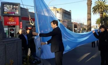 17 de junio: Se realizó el acto homenaje a Martín Miguel de Güemes