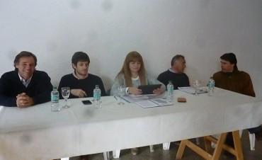 Se desarrolló la primera Reunión Regional de Desarrollo Social