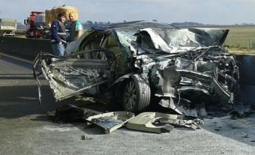 URGENTE: Se accidentaron la senadora Szelagowski y la hermana del ex intendente Eseverri en la ruta 226