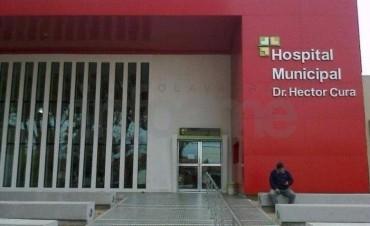OLAVARRÍA: Se realizó en el Hospital Municipal un operativo de donación multiorgánico