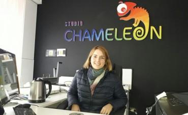 Chameleon: Nueva propuesta en diseño, gráfica y publicidad