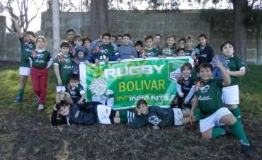 RUGBY: Este jueves visita la ciudad Eliseo 'Chapa' Branca para dar un entrenamiento