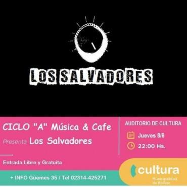 CICLO A: 'Los Salvadores' abren la nueva propuesta de Cultura