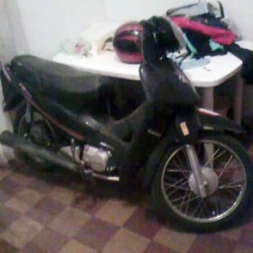 AHORA: Habrían robado una motocicleta en Barrio San Juan