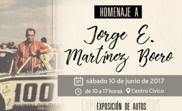Este sábado, Bolívar le rinde homenaje a Jorge Martínez Boero