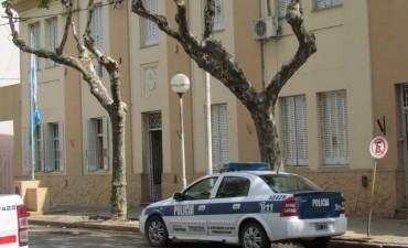 Detenciones, choques y contravenciones