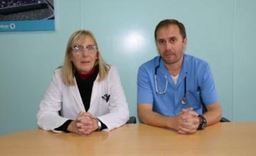ATENCIÓN: Debido a la epidemia de enfermedades respiratorias, no se están realizando controles a niños sanos en el Hospital Municipal