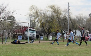 3° fecha del Fútbol Rural Recreativo 'Los Merengues – Pirovano'