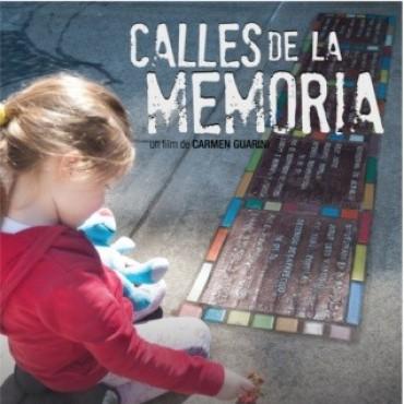 En el marco del proyecto 'Baldosas por la Memoria', este jueves se proyecta la peli Calles de la Memoria