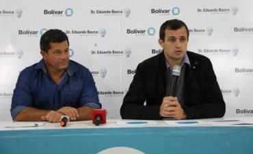 FONDO DEPORTIVO PARA CLUBES: El Intendente hizo la primera entrega de subsidios a clubes
