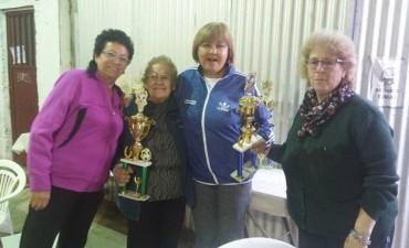Este domingo se jugó el Torneo de Tejo con excelentes resultados para los bolivarenses
