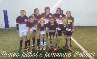 Torneo Femenino de Fútbol 5: Las chicas tuvieron excelentes resultados, y este sábado van por la tercera fecha