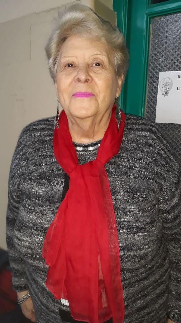 Amelia Álvarez: 'No se retienen las pensiones'