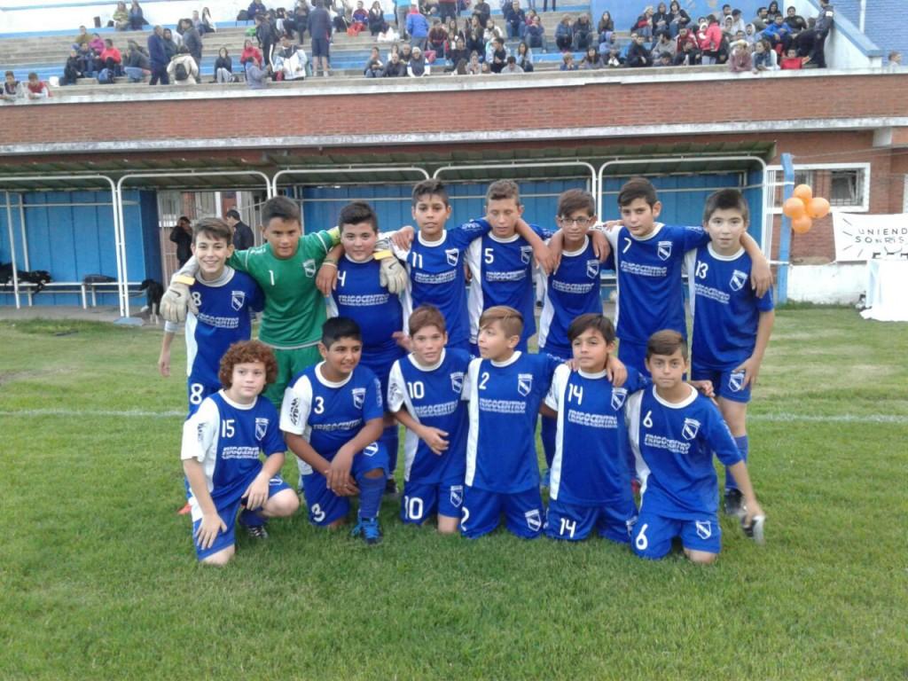 Se jugó la 7º fecha del Torneo Apertura de las Divisiones Inferiores