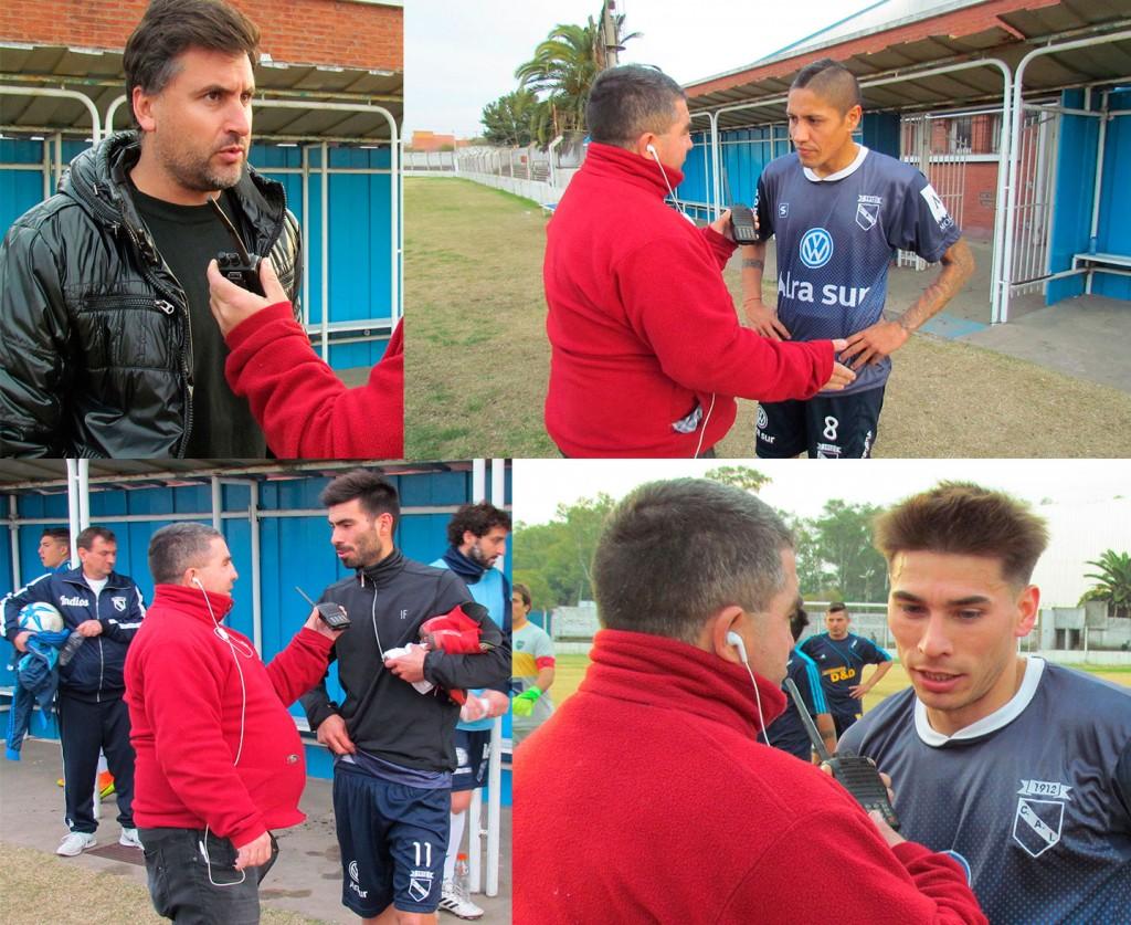 Las voces de Independiente en la victoria ante Boca de Pehuajó