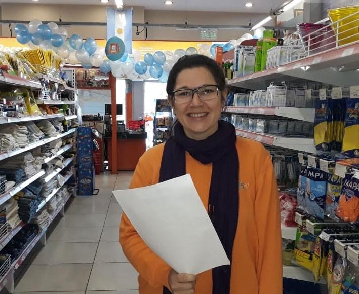 Actual Supermercados lanzó una promoción mundial: Golea Argentina y goleas a Actual