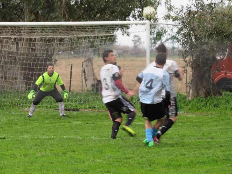 Segunda Categoría: Se está jugando la segunda fecha y ganaron Vallimanca, Marsiglio, La 14 y La 8
