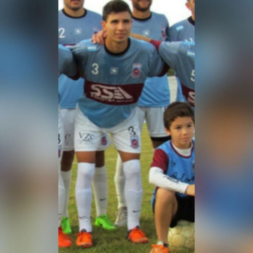 Ramiro Bazar (Balonpie): 'Estoy pasando un buen momento con el club'